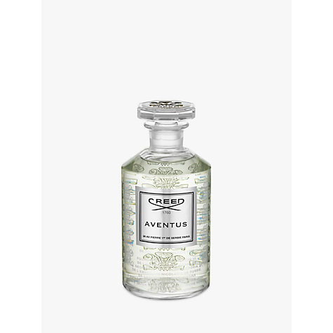 Buy Creed Aventus Eau de Parfum Flacon, 250ml Online at johnlewis.com