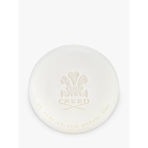 Buy CREED Aventus Soap, 150g Online at johnlewis.com