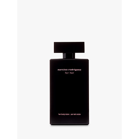 Buy Narciso Rodriguez Body Lotion, 200ml Online at johnlewis.com
