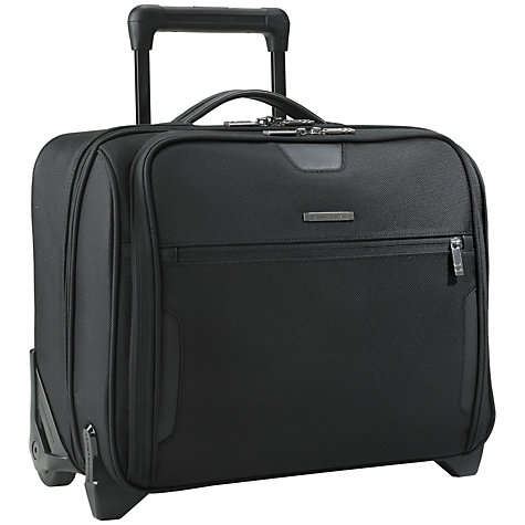 "Buy Briggs & Riley KR251-4 Business 15.6"" Laptop 2-Wheel Mobile Office Online at johnlewis.com"