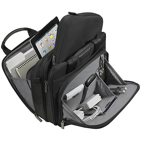 "Buy Briggs & Riley KB100-4 Business 13"" Laptop Briefcase Online at johnlewis.com"