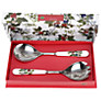 Buy Portmeirion The Holly & The Ivy Salad Servers Online at johnlewis.com