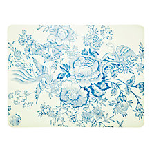 Buy Burleigh Asiatic Pheasant Placemat, Set of 4 Online at johnlewis.com