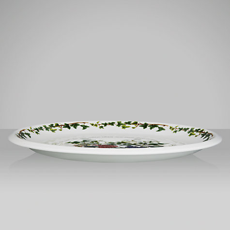 Buy Portmeirion The Holly & The Ivy Round Platter Online at johnlewis.com