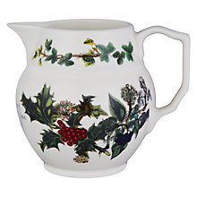 Buy Portmeirion The Holly & The Ivy Stafford Jug Online at johnlewis.com