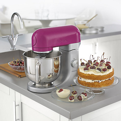 Buy Kenwood kMix KMX99 Stand Mixer, Pink Online at johnlewis.com