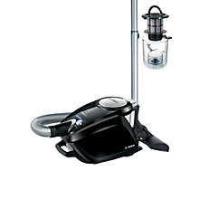 Buy Bosch BGS5SILGB Power Silence Bagless Vacuum Cleaner, Black Online at johnlewis.com