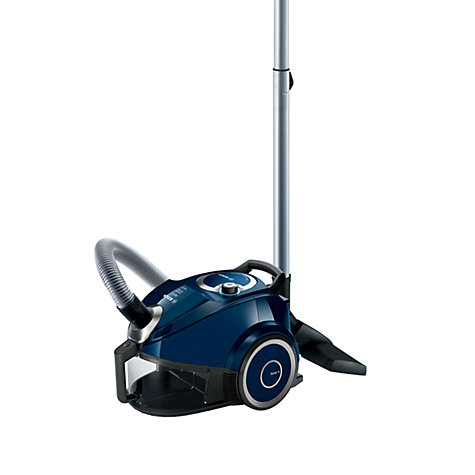 Buy Bosch BGS4200GB Compact Carpet Cylinder Cleaner, Blue Online at johnlewis.com