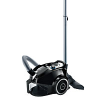 Buy Bosch BGS4140GB Compact Allergy Carpet Cylinder Cleaner, Black Online at johnlewis.com