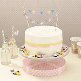 Rock A Bye Baby Cake Bunting