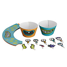 Buy Monster Madness Cupcake Kit Online at johnlewis.com
