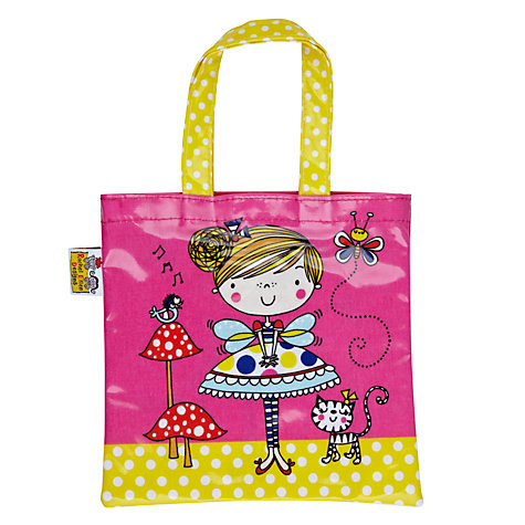 Buy Rachel Ellen Fairy and Toadstool Tote Bag Online at johnlewis.com