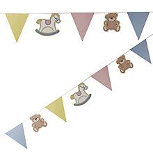 Buy Rock A Bye Baby Bunting, L3.5m Online at johnlewis.com
