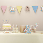 Rock A Bye Baby Bunting