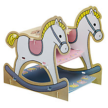 Buy Rock A Bye Baby Rocking Horse Cake Stand Online at johnlewis.com