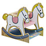 Ginger Ray Rock A Bye Baby Rocking Horse Cake Stand