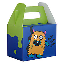Buy Monster Madness Party Boxes, Pack of 5 Online at johnlewis.com