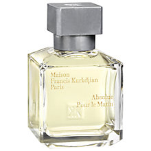 Buy Maison Francis Kurkdjian Absolue Pour Le Matin Eau de Parfum Online at johnlewis.com