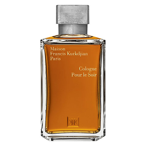 Buy Maison Francis Kurkdjian Cologne Pour Le Soir, 200ml Online at johnlewis.com