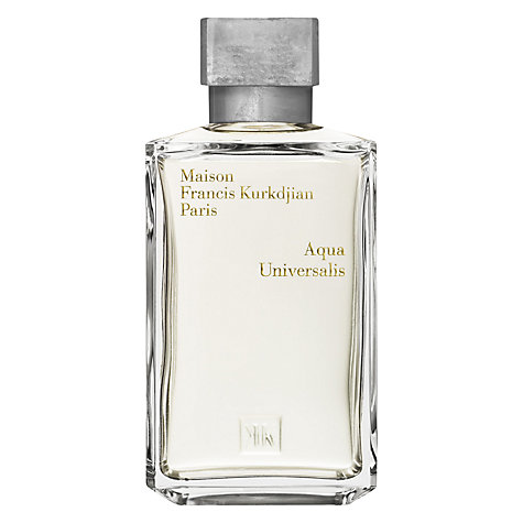 Buy Maison Francis Kurkdjian Aqua Universalis Eau de Toilette Spray, 200ml Online at johnlewis.com