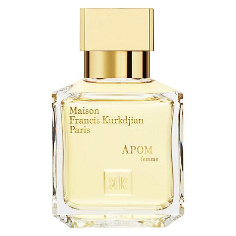 Buy maison francis kurkdjian apom pour femme eau de parfum for Aqua vitae maison francis kurkdjian