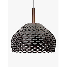 Buy Flos Tatou Pendant, Large, Bronze Online at johnlewis.com