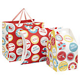 View All Christmas Gift Wrap, Bags & Ribbons