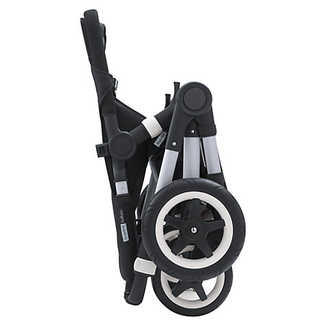 Buy Bugaboo Buffalo Pushchair Base, Black Online at johnlewis.com