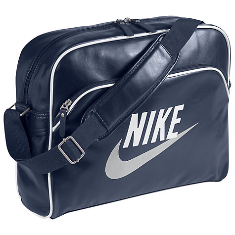 Buy Nike Heritage SI Track Bag Online at johnlewis.com