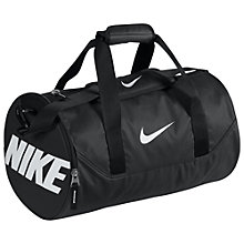 Buy Nike Team Training Mini Duffel Bag Online at johnlewis.com
