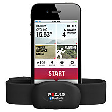 Buy Polar H7 Heart Rate Sensor Online at johnlewis.com