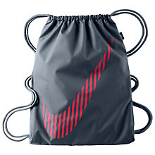 Buy Nike Graphic Gymsack Online at johnlewis.com
