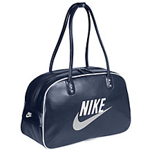 Buy Nike Heritage Shoulder Club Bag Online at johnlewis.com