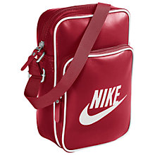 Buy Nike Heritage II Small Items Bag Online at johnlewis.com