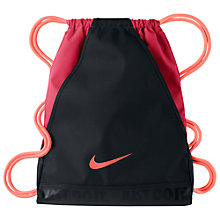 Buy Nike Varsity Gymsack Online at johnlewis.com