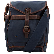 Buy Polo Ralph Lauren Canvas Messenger Bag Online at johnlewis.com