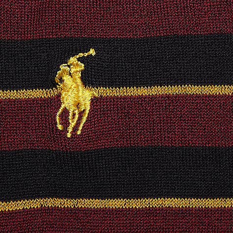 Buy Polo Ralph Lauren Mercerized Striped Socks Online at johnlewis.com