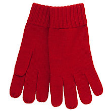 Buy Polo Ralph Lauren Merino Gloves, One size Online at johnlewis.com