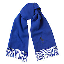 Buy Polo Ralph Lauren Scarf Online at johnlewis.com