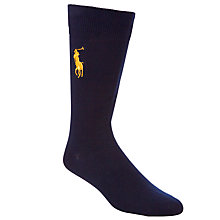 Buy Polo Ralph Lauren Big Pony Cotton Socks Online at johnlewis.com
