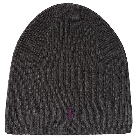 Buy Polo Ralph Lauren Beanie Online at johnlewis.com