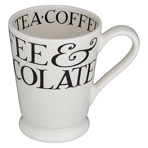 Buy Emma Bridgewater Black Toast Cacao Mug Online at johnlewis.com