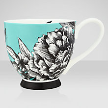 Buy Zen Garden Turquoise Mug Online at johnlewis.com
