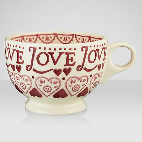 Buy Emma Bridgewater Sampler Breakfast Cup Online at johnlewis.com