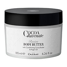 Buy Hotel Chocolat Cocoa Juvenate Revive Body Butter Online at johnlewis.com