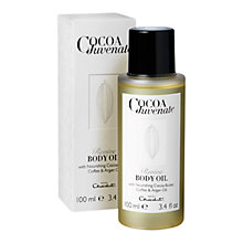 Buy Hotel Chocolat Cocoa Juvenate Revive Body Oil Online at johnlewis.com