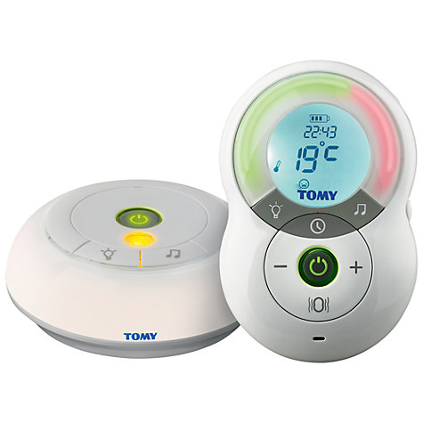 Buy Tomy Digital TF550 Baby Monitor Online at johnlewis.com