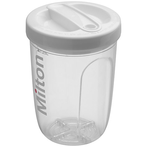 Buy Milton Solo Travel Steriliser Online at johnlewis.com
