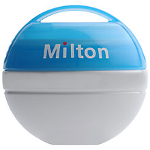 Buy Milton Mini Portable Soother Steriliser Online at johnlewis.com