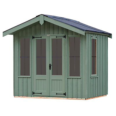 National Trust by Crane Ickworth Summerhouse, 2.4 x 2.4m